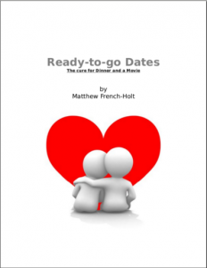 "Cover of ""Ready-to-go Dates"""